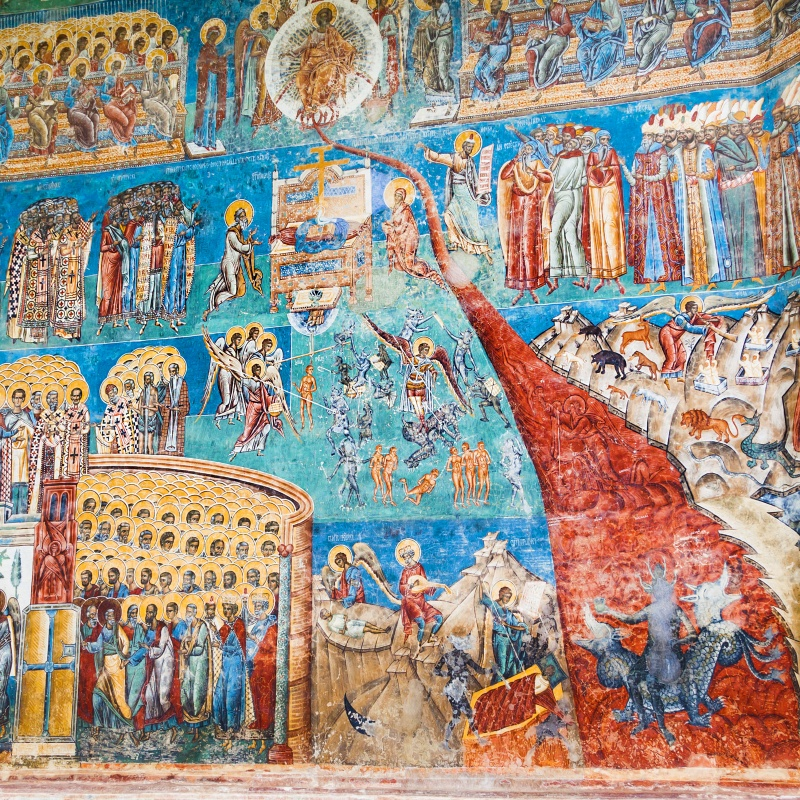 Day trip from Iasi to Bucovina and the Painted Monasteries - Private
